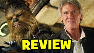 Baixar Star Wars The Force Awakens Movie Review
