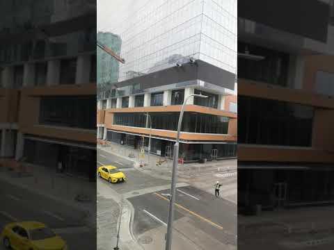 Edmonton Stantec Tower Window Accident 10/25/2019