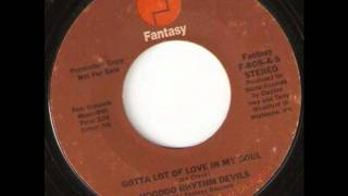 Gotta Lot Of Love In My Soul  -  Hoodoo Rhythm Devils