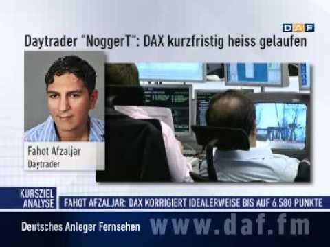 Daytrader 'NoggerT': Nach dem Ausverkauf - die beste deutsch
