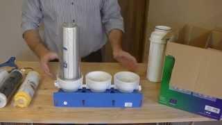 Замена фильтров для воды(Замена фильтров для воды Поменять фильтры для воды не сложно Как поменять фильтры для воды написано в инст..., 2015-11-13T18:24:40.000Z)