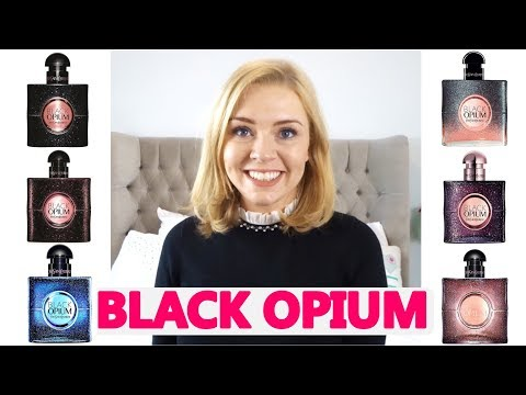 YSL BLACK OPIUM RANGE | PERFUME REVIEW | Soki London