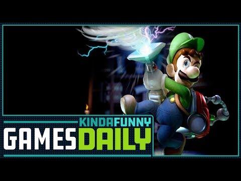 Nintendo Direct Tomorrow - Kinda Funny Games Daily 03.07.18