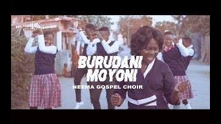 Neema Gospel Choir, AIC Chang'ombe - Burudani Moyoni (Official Video) 4K