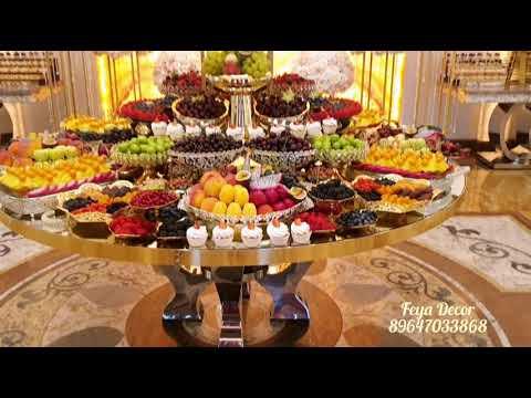 Фруктовый фуршетный стол в Triumph эвент холл!Москва.