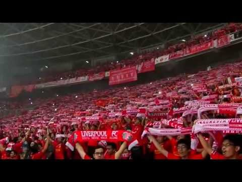 TINDAK GBK - LFC TOUR 2013 INDONESIA VS LIVERPOOL
