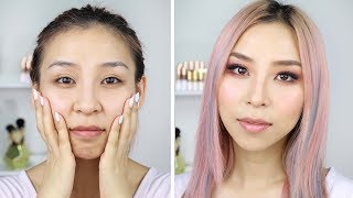 Get Ready With Me + Hourglass Makeup Giveaway!