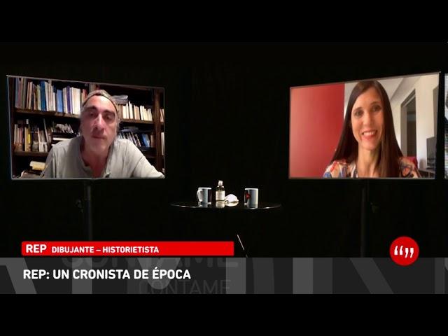 CONTAME #DesdeCasa - Rep