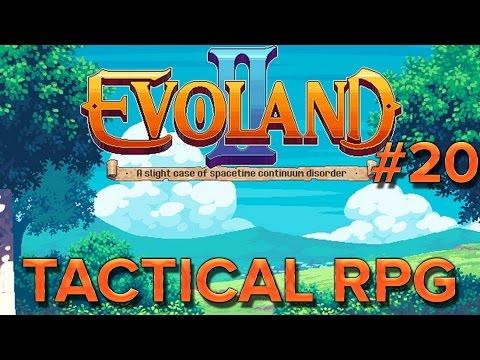 Evoland II #20 : Tactical RPG