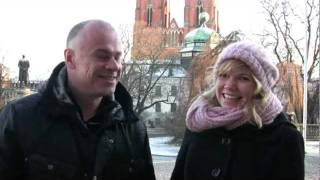 Repeat youtube video Uppsala University Sweden, Master Studies Video Blog 1