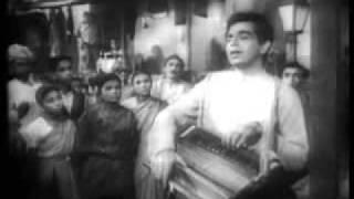 Mohammad Rafi Huwe Hum Jinke Liye Barbad Film Deedar