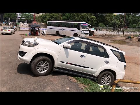 Toyota Fortuner TRD Sportivo 3.0 D-4D 4WD 2013 | Real-life review