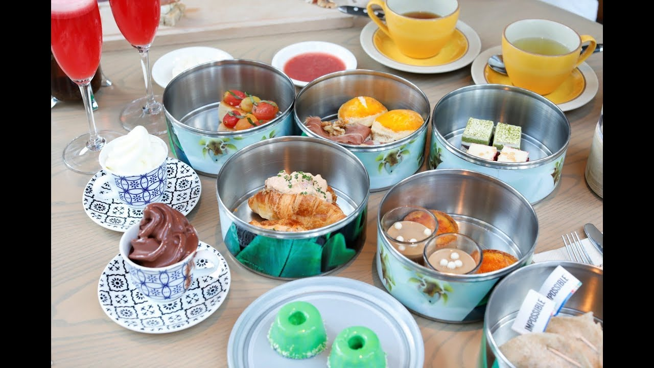 9 Instagrammable High Tea Hotel Dining Ladies Enjoy 1 For 1 25 Off More During March Danielfooddiary Com