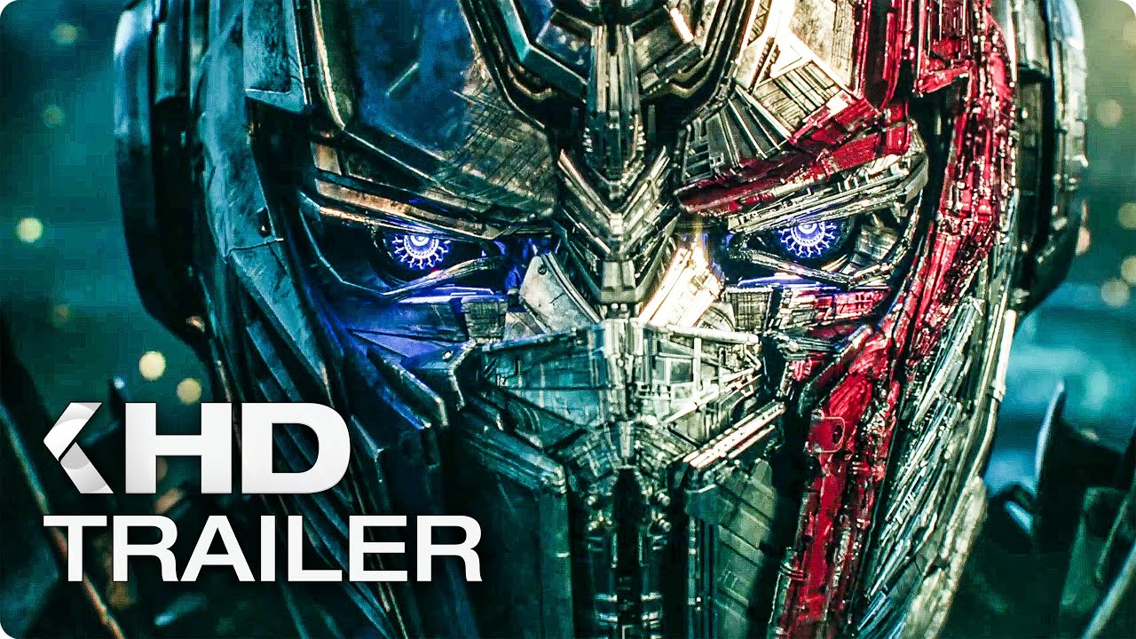 TRANSFORMERS 5: The Last Knight Super Bowl Spot (2017 ... Mark Wahlberg