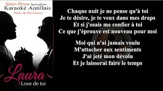 [PAROLES] Laura - Love de toi
