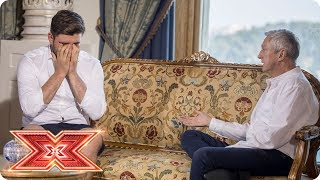 Louis' reveal  Will Louis put his faith in Aidan or Lloyd? | Judges' Houses | The X Factor 2017