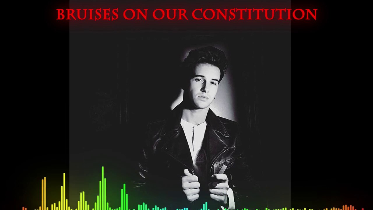 Bruises On Our Constitution - Ty Desharnais (audio) - YouTube