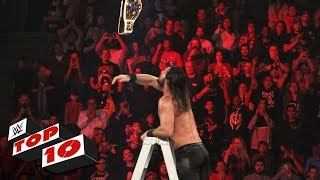 Download Video Top 10 Raw moments: WWE Top 10, December 10, 2018 MP3 3GP MP4