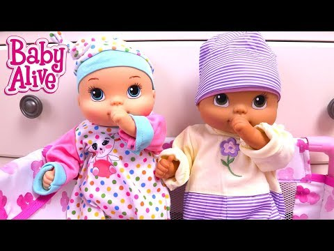 Baby Alive Poupons dans la Chambre de Minnie Mouse Histoire Poupées