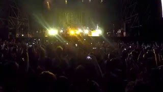 Noel Gallagher Gallagher's High Flying Birds Live Rock in Roma 9-7-2015 Concerto Completo