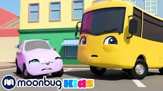 Бастер и Бандит Автобус Бастер Go Buster Moonbug Kids