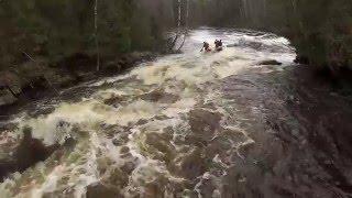 Майские праздники в Карелии 2016(Остается всего месяц до открытия нового водного сезона в Карелии. И в этом году мы его встречаем на реках..., 2016-04-01T05:48:18.000Z)