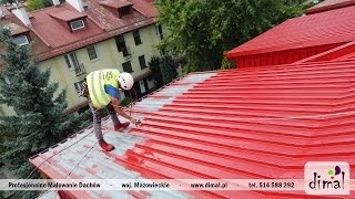 Malowanie Dachów woj. Mazowieckie