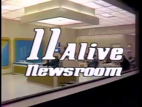 WXIA TV News Open - 1977