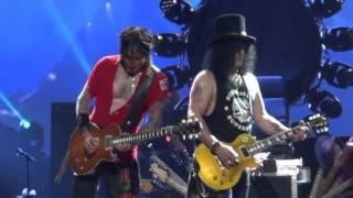Guns N Roses Wish You Were Here Layla CLOSE TO THE STAGE
