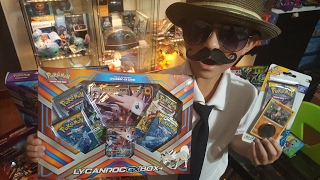 Opening A Lycanroc GX Box Early From Carls Collectibles!!! EPIC First Unboxing On Youtube!!