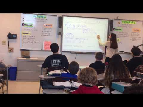 VTFT Teaching at Great Neck Middle School