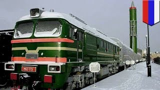Russian nuclear weapons: Barguzin missile-carrying nuke trains expected to be deployed in 2019