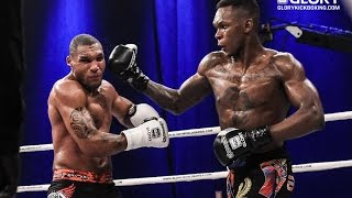 Israel Adesanya I Road to Glory 37 Episode V