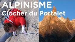 #1 Petit Clocher du Portalet Ave Caesar Valais Suisse Mont-Blanc escalade alpinisme montagne