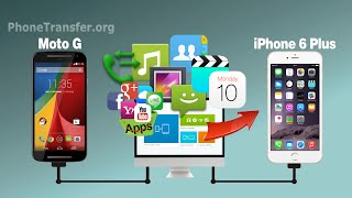 [Motorola to iPhone 6]: How to Transfer All Data from Moto G to iPhone 6 / 6 Plus