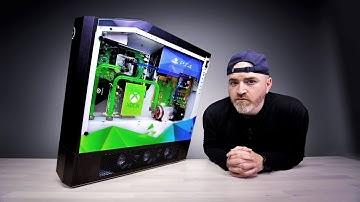 Every Console In One Box - The Origin Big O