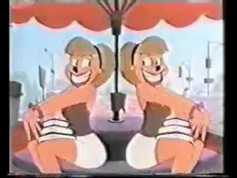 Сексуальные знаки в мультфильмах