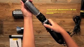 Unboxing CARRERA Hot Air Brush No.535