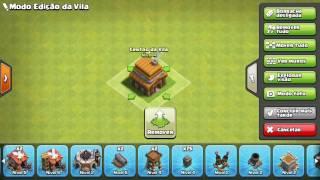 Layout top para CV4! Começando uma vila do zero no clash of clans-2