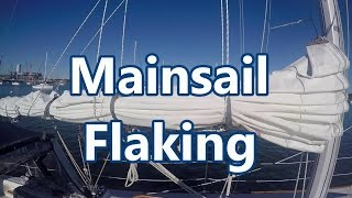 Flaking the Mainsail, What You Need to Know | Sail Fanatics
