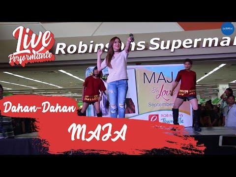 Maja Salvador | Dahan-Dahan | Live at Robinsons Meycauayan