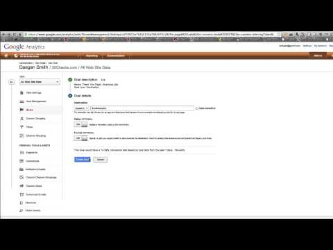Google Analytics - How To Set Up A Split Test In Experiments