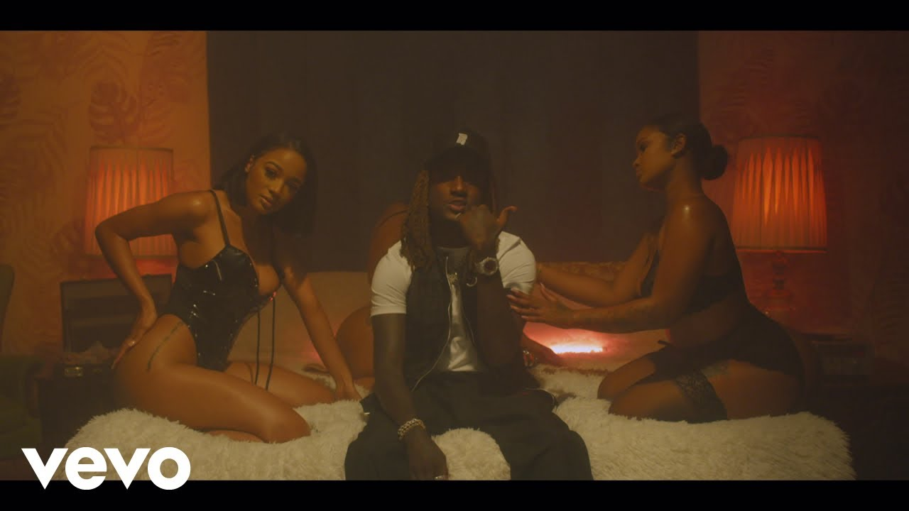 K Camp - Top 10 (ft. Yella Beezy) [Official Music Video]