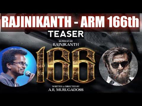 #Rajnikanth new look | AR Murugadoss Rajinikanth166 First look| Petta Rajinikanth movie tamil cinema