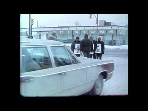 From the CBC Vault: 1976 Transit Strike