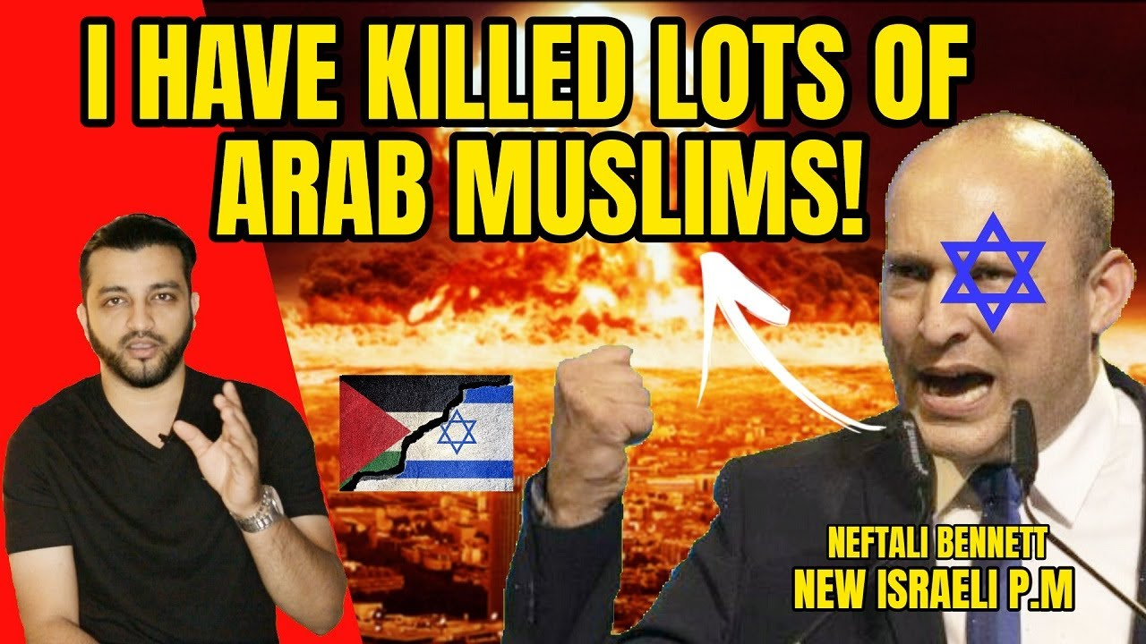 GREATER ISRAEL PROJECT SOON? REALITY OF ISRAEL'S NEXT P.M NEFTALLI BENNETT! | Mohammed Bin Ishaq
