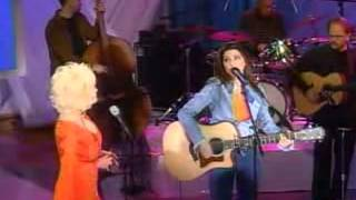 Shania Twain and Dolly Parton, Coat Of Many Colors, Live in Oprah