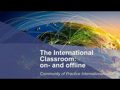 Community of Practice Internationalisation