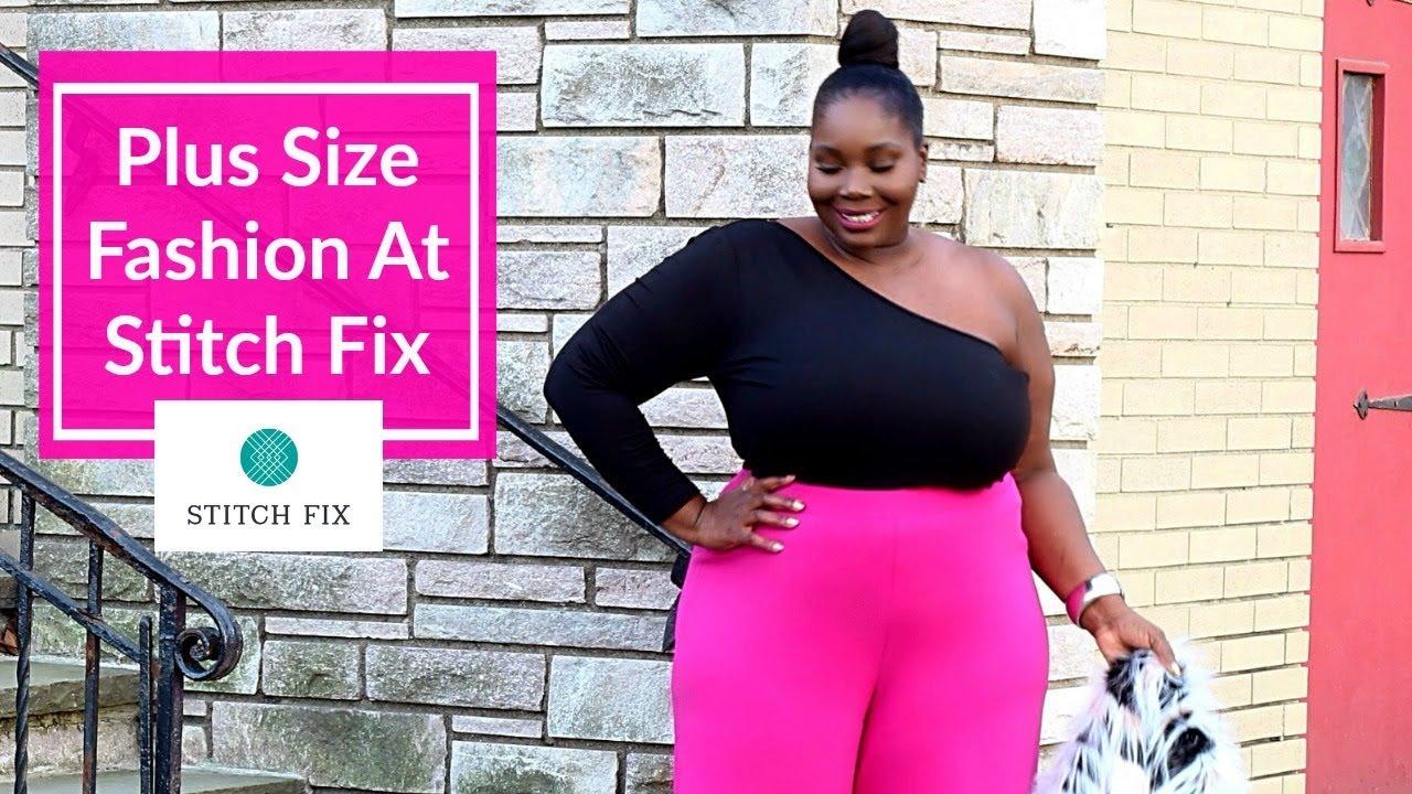 f0375ea3c29 An Honest Stitch Fix Plus Size Clothing Review - YouTube