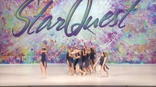 Best Contemporary // LEAVE A LIGHT ON - Ayako School of Ballet [San Jose CA]